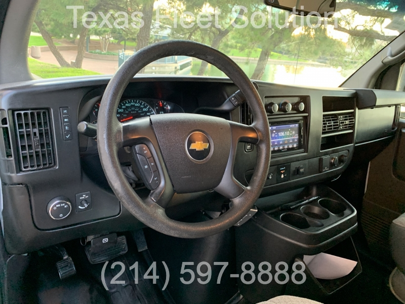 Chevrolet Express Commercial Cutaway 2015 price $33,500