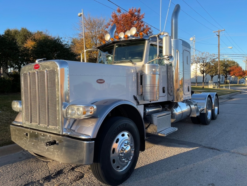 Peterbilt 389 Sleeper 2013 price $89,500
