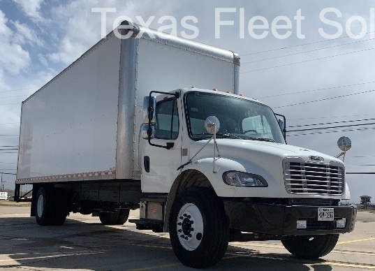Freightliner M2 26ft Box Truck 2018 price $59,800