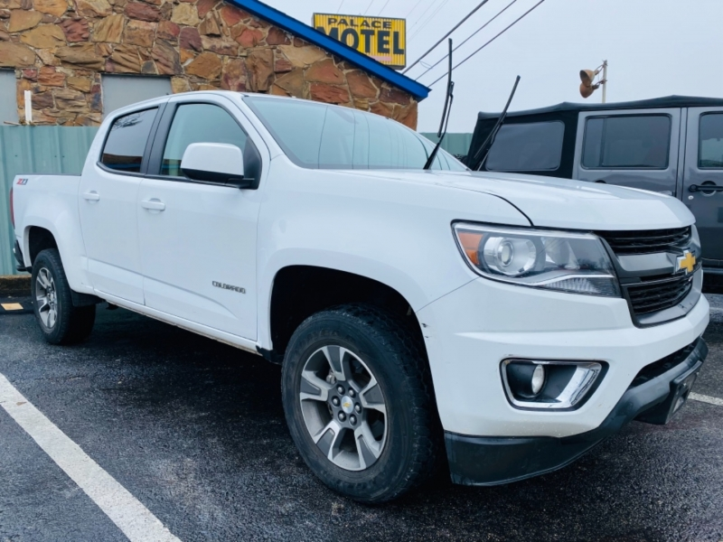Chevrolet Colorado 2015 price Call for Price.