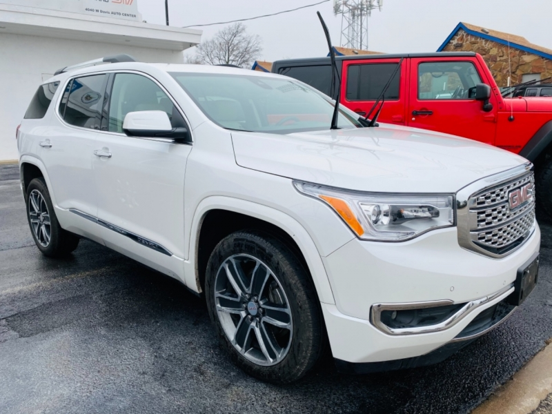GMC Acadia 2019 price Call for Price.