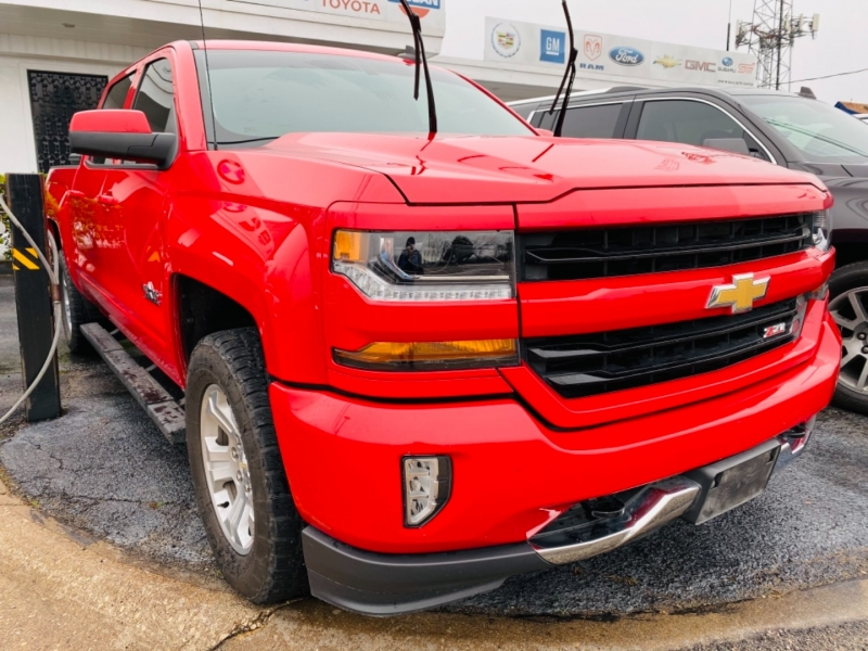 Chevrolet Silverado 1500 2017 price Call for Price.