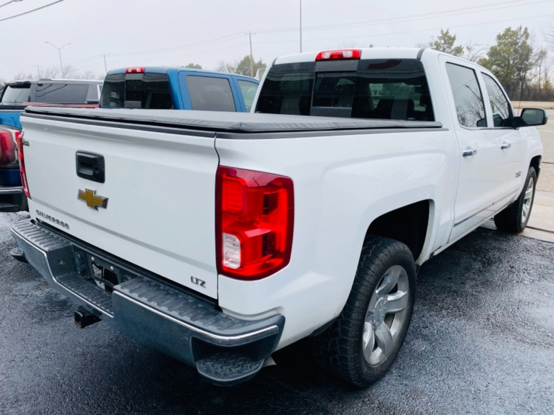 Chevrolet Silverado 1500 2018 price Call for Price.