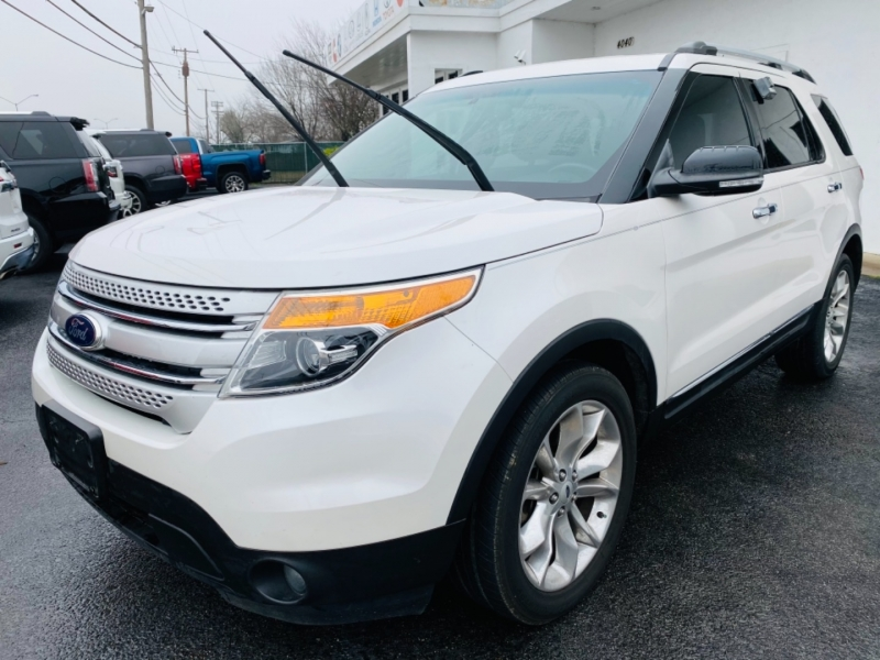 Ford Explorer 2014 price Call for Price.