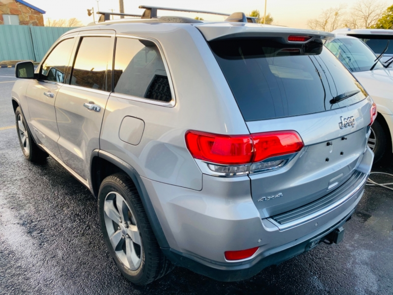 Jeep Grand Cherokee 2014 price Call for Price.