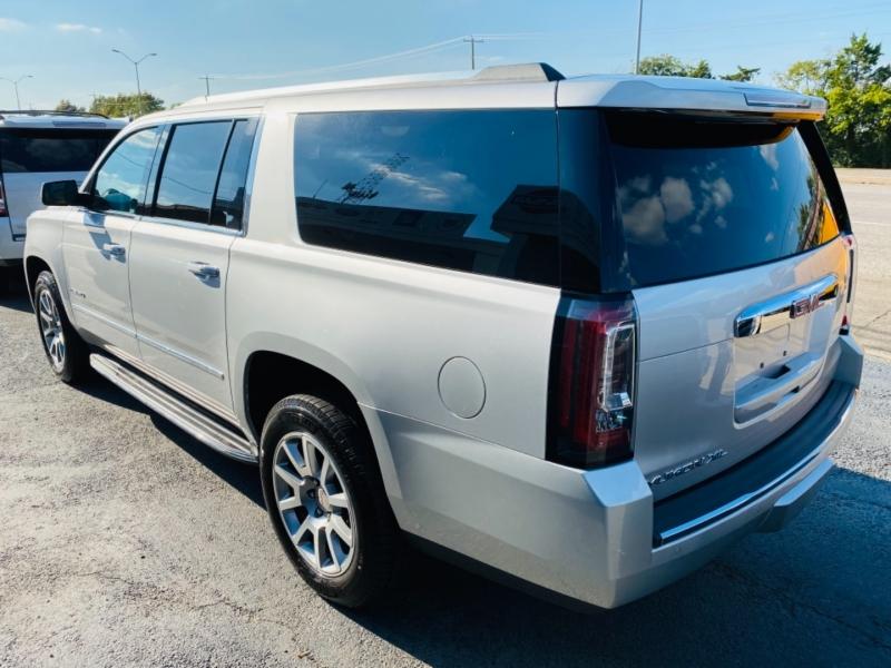 GMC Yukon XL 2017 price $0