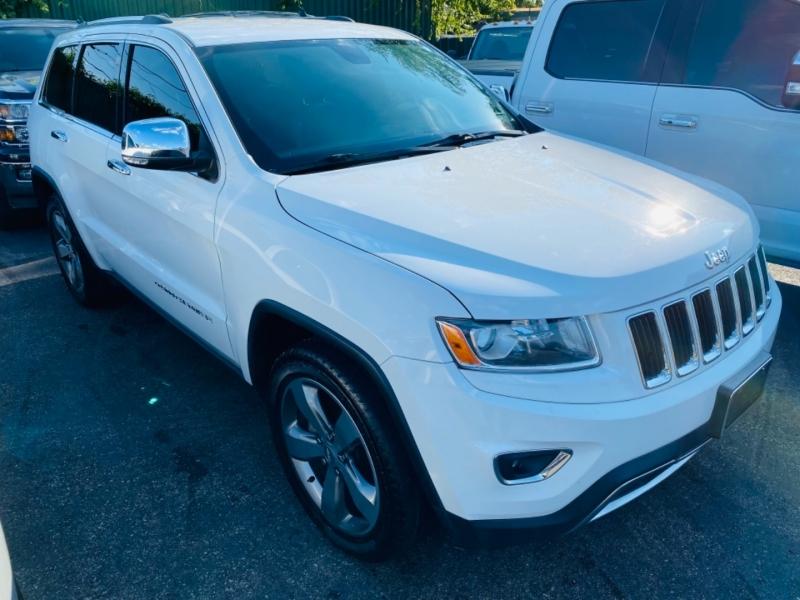 Jeep Grand Cherokee 2014 price $0