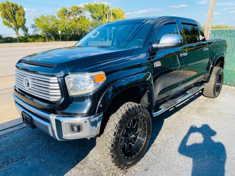 Toyota Tundra 4WD Truck 2014 price $0