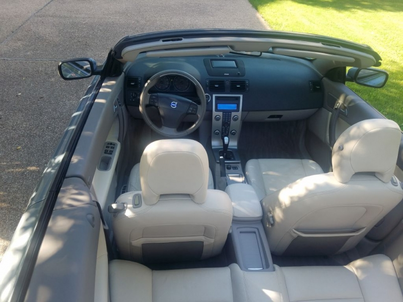 VOLVO C70 2007 price $5,995