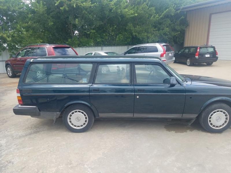 VOLVO 240 WAGON 1992 price $5,495