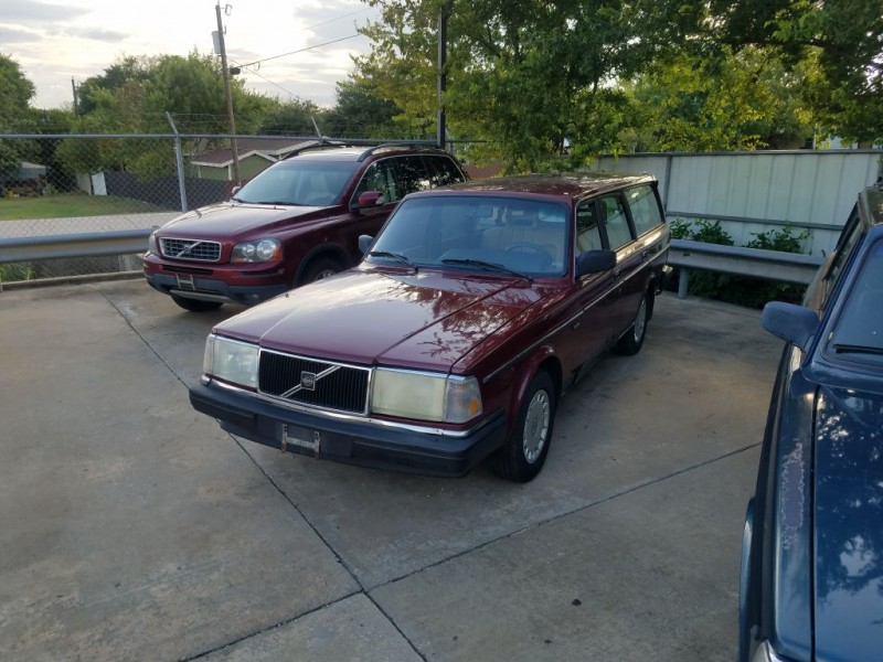 VOLVO 240 1991 price $4,995