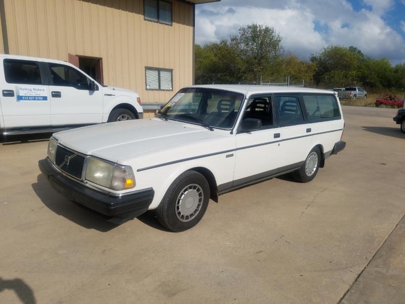 VOLVO 245 1989 price $4,295