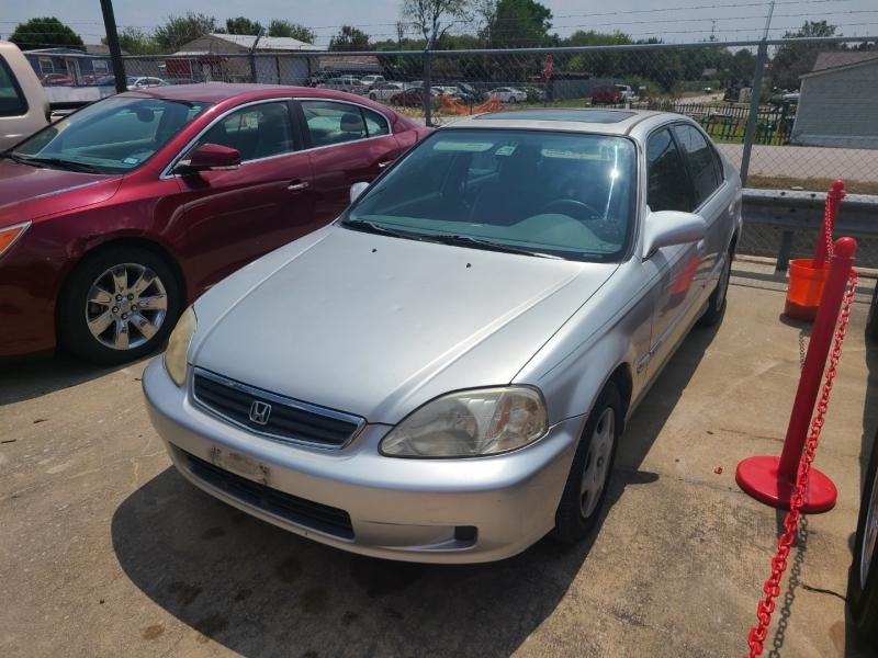 HONDA CIVIC 1999 price $3,995