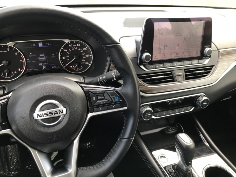 Nissan Altima 2020 price $22,000