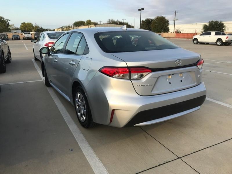 Toyota Corolla 2020 price $13,540