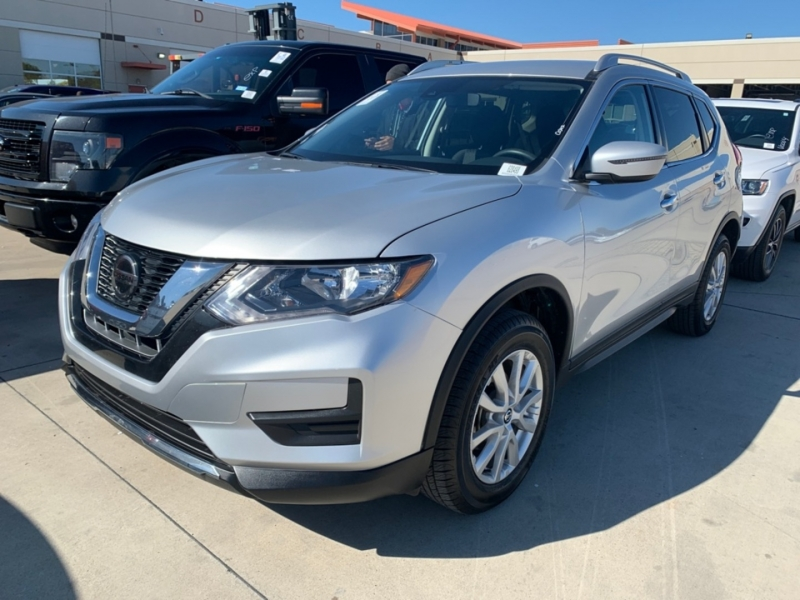 Nissan Rogue 2019 price $18,000