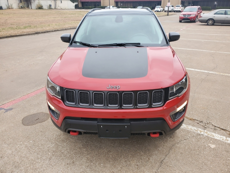Jeep Compass 2020 price $21,900