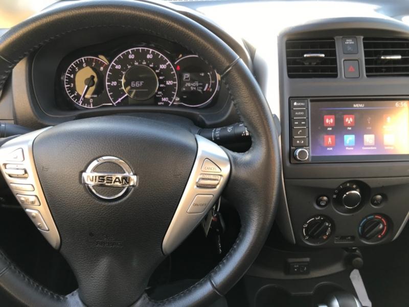 Nissan Versa Note 2019 price $11,490