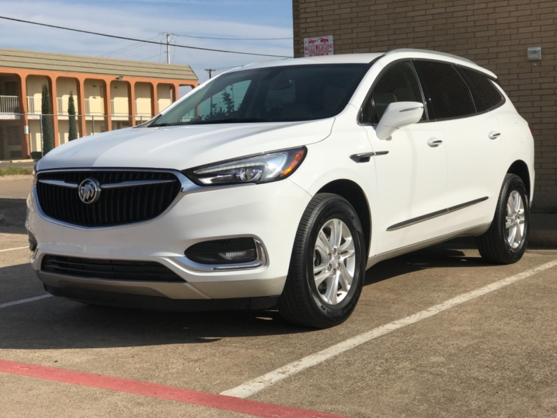 Buick Enclave 2020 price $27,300