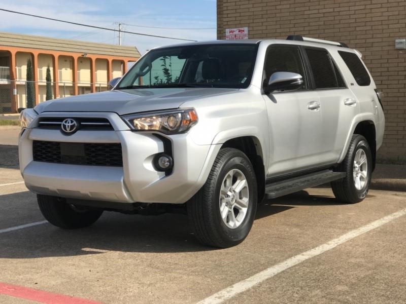 Toyota 4Runner 2020 price $35,500