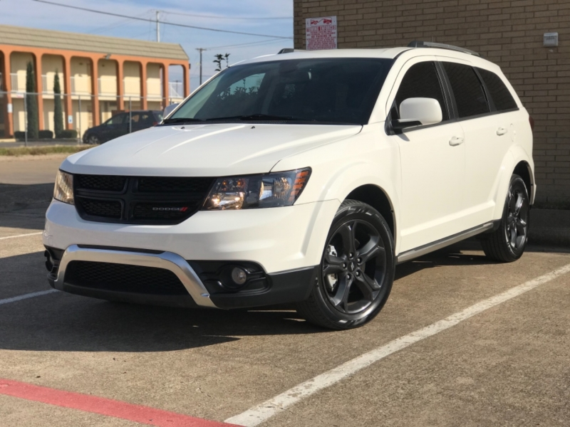 Dodge Journey 2020 price $19,500