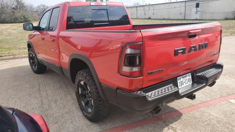 RAM 1500 2020 price $41,500