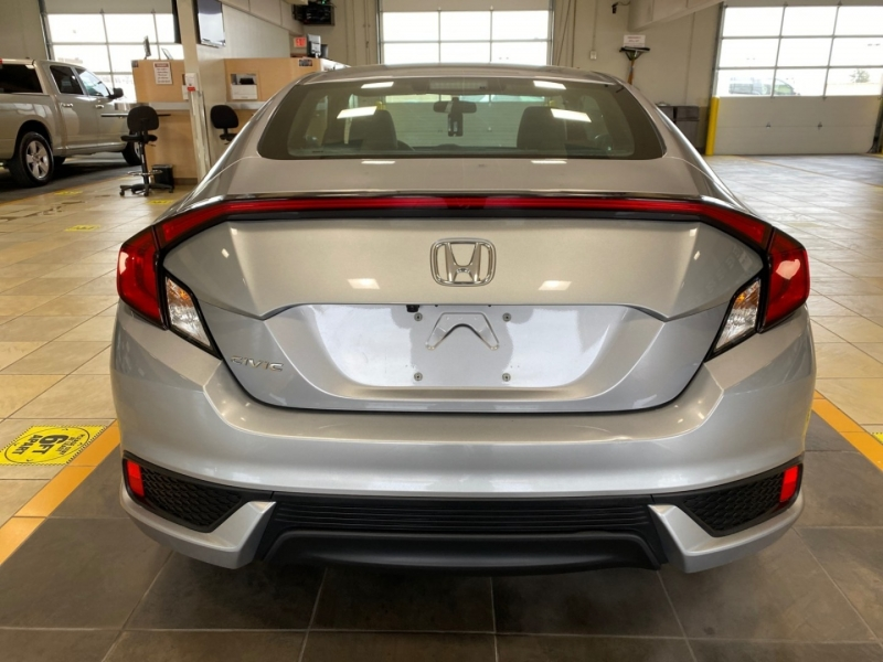 Honda Civic Coupe 2018 price $14,990