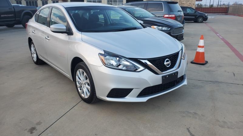 Nissan Sentra 2019 price $14,990