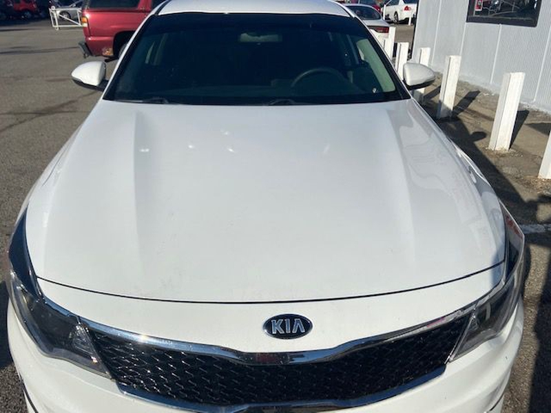 KIA OPTIMA 2018 price $10,833