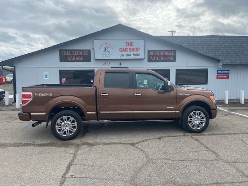 FORD F150 2011 price $14,863
