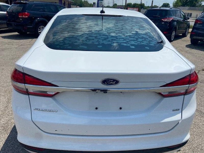 FORD FUSION 2017 price $11,999