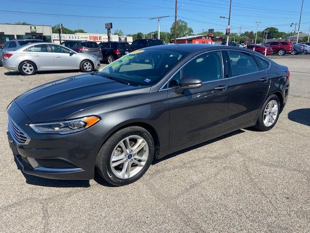 FORD FUSION 2018 price $16,811