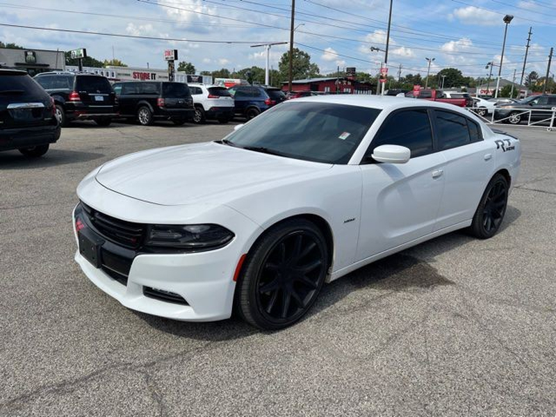 DODGE CHARGER 2016 price $22,488