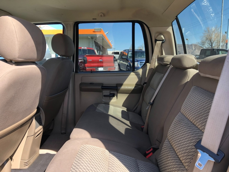 Ford Explorer Sport Trac 2005 price $9,995