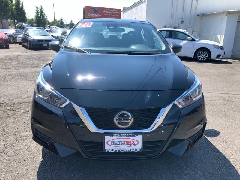 Nissan Versa 2020 price $15,995