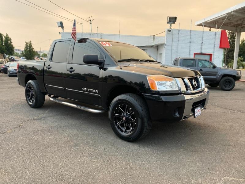 Nissan Titan 2009 price $16,995