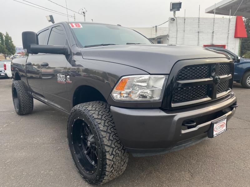 RAM 3500 2018 price $49,995