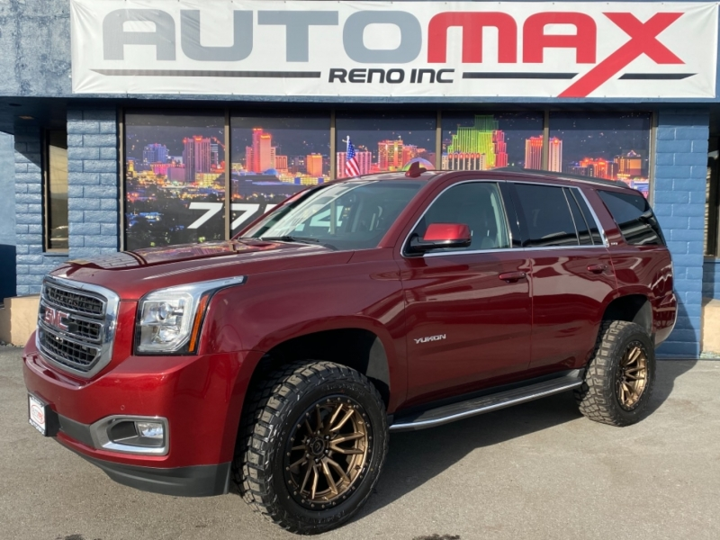 GMC Yukon 2016 price $44,995