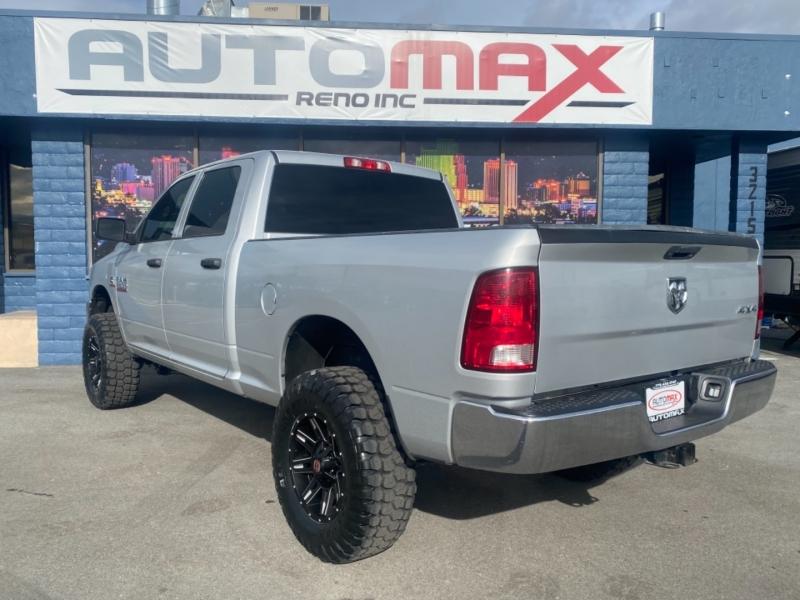 RAM 2500 2018 price $48,995