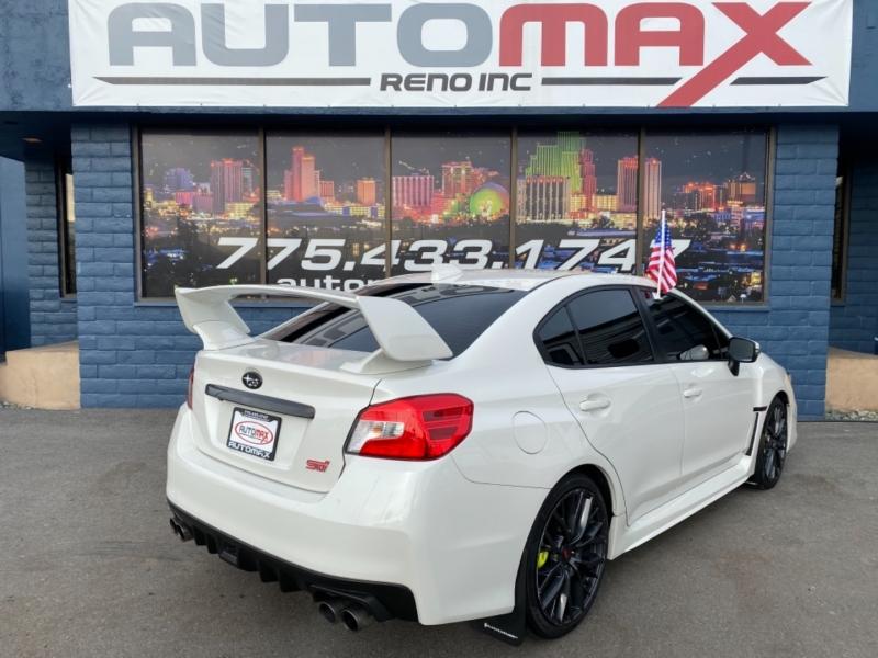 Subaru WRX STI 2019 price $34,995