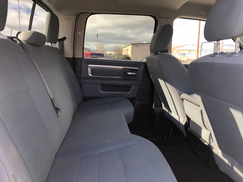 RAM 2500 2018 price $44,995