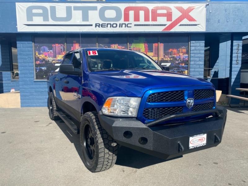RAM 1500 2018 price $29,995