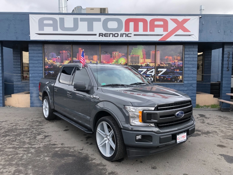Ford F-150 2018 price $37,995