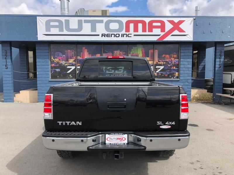 Nissan Titan 2012 price $23,995
