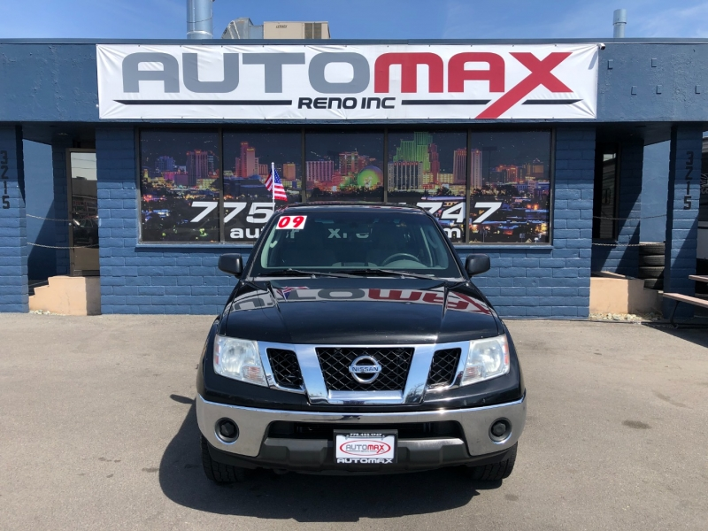 Nissan Frontier 2009 price $15,995