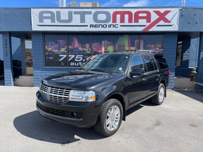 Lincoln Navigator 2012 price $18,995