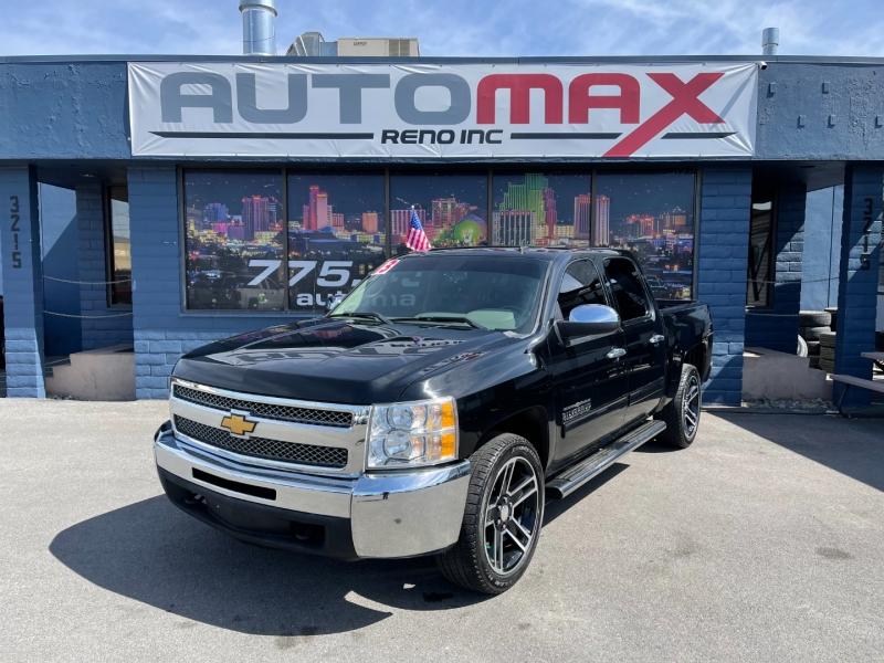 Chevrolet Silverado 1500 2013 price $31,995