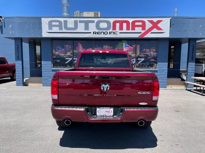 RAM 1500 2018 price $36,995