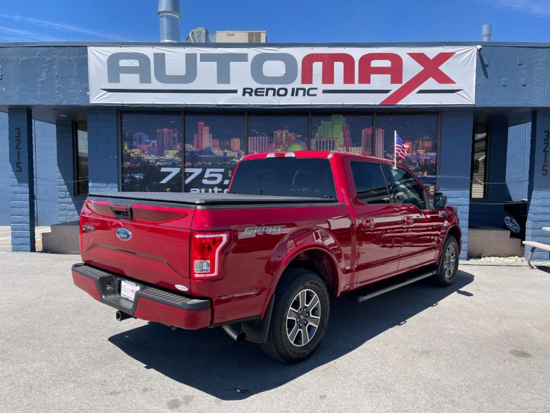 Ford F-150 2017 price $41,995