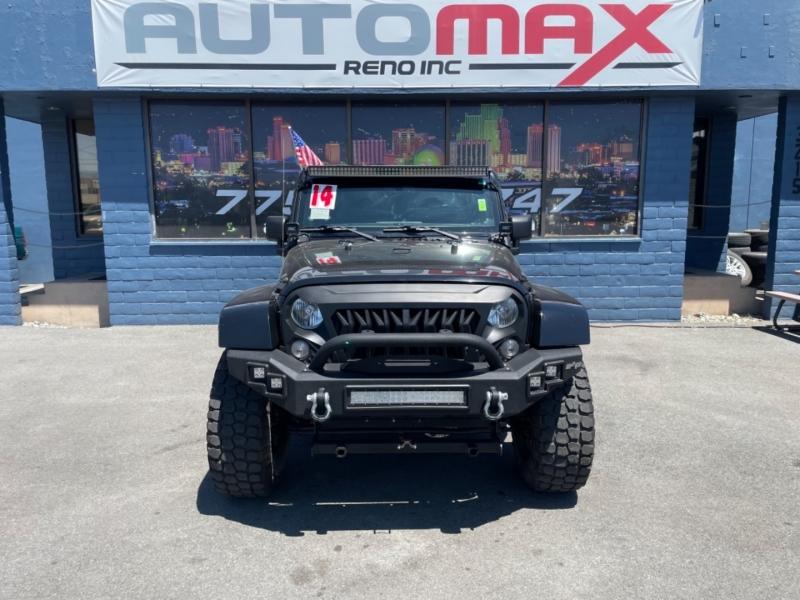 Jeep Wrangler Unlimited 2014 price $34,995